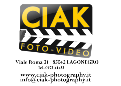 Enzo Iorio mette tua la sua professionalità e creatività nel solo scopo di consegnare un prodotto di qualità indiscutibile ai propri clienti. Per saperne di più http://www.ciak-photography.it